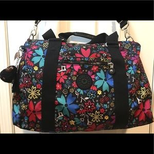 KIPLING Itska Duffle Bag Mod Floral